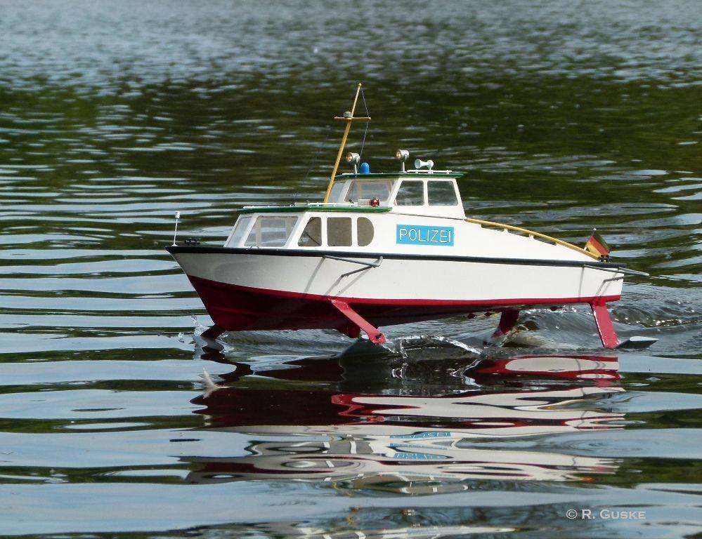 Tragflächenboot